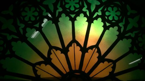 How to Create a Stunning Realistic Stained Glass.