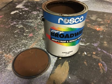 Product Review: Rosco Earth Umber