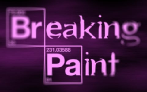 Breaking Paint: Volume 1
