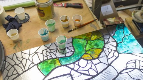 3 Solutions for Perfecting Your Stained Glass