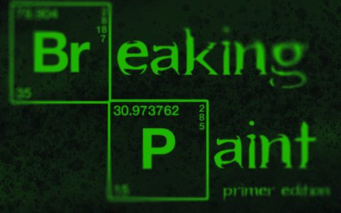 Breaking Paint; Primer Edition