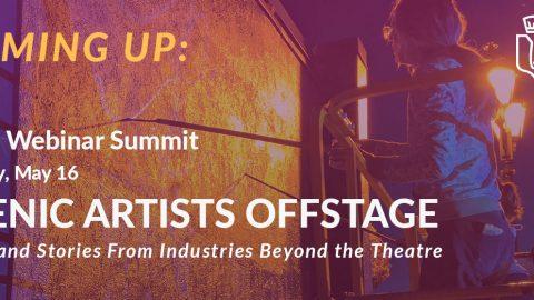 2021 Webinar Summit: Scenic Artists Offstage