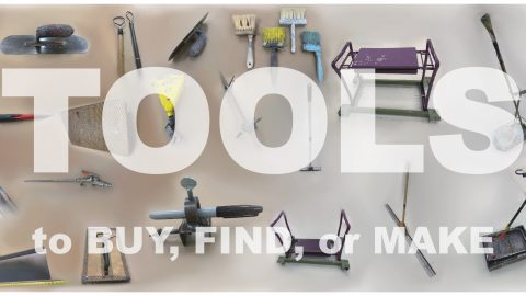 Favorite Tools to Buy, Find or Make