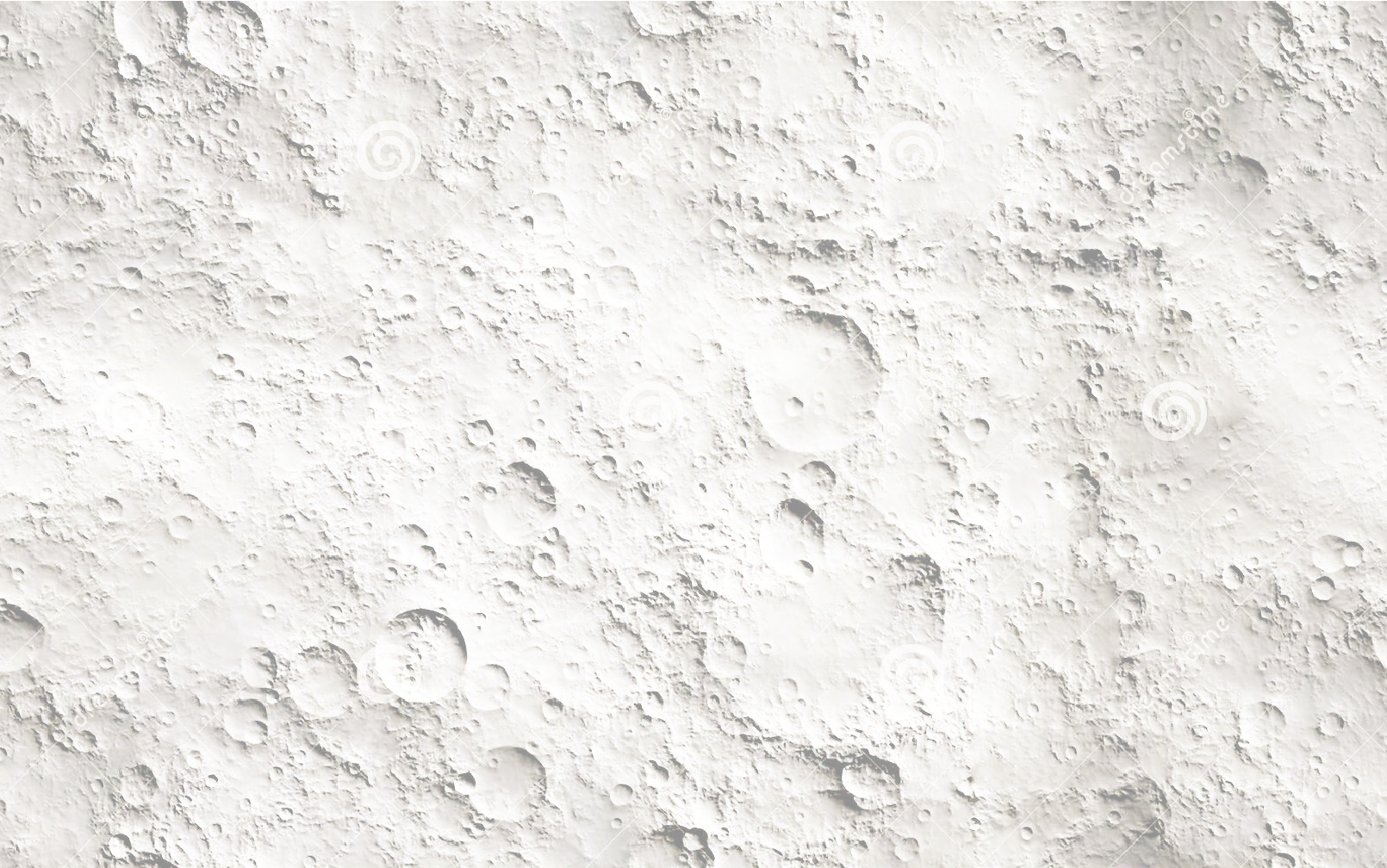 close up image of the moon showing craters